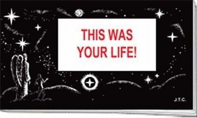 This Was Your Life! Christian Chick Tract Bible English BRAND NEW (One Copy)
