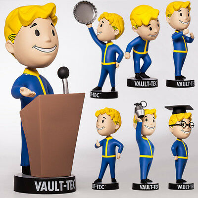 Fallout 4 Vault Boy Serie 2 Bobblehead Actionfigur Bethesda Spielzeug Modell 385
