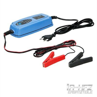 12V Battery Carger For Motorcycle Car Power Adapter Automatic Charger Maintainer