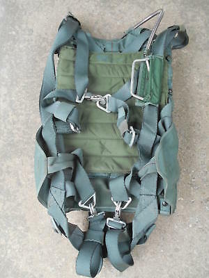 U. S. Navy NB-8 Military Parachute/complete
