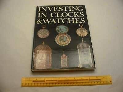 Book 491 – Investing in Clocks and Watches