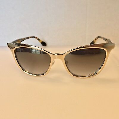 DITA Von Teese Gilded Lily 301-A-GLD-TKT-54 Sunglasses New Authentic