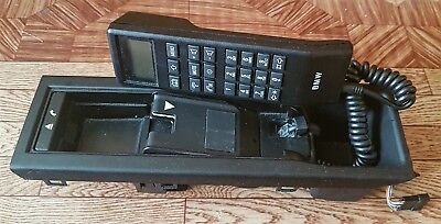 BMW OEM e46 Car Phone Ejectbox Mobile Console Telephone Bracket Console 7000480