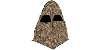AMERISTEP AMEBL1001 OUTHOUSE Camouflage Hunting Ground Blind Camo NEW