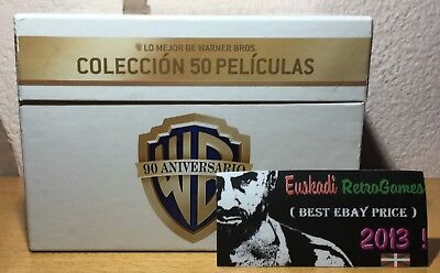 Pack: 90 Aniversario Warner Bros [DVD] // ÚNICO - PAL 2