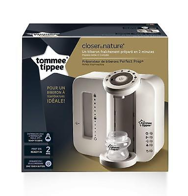 Tommee Tippee Perfect Prep Baby Bottle Maker Filter Machine Systems Dispenser