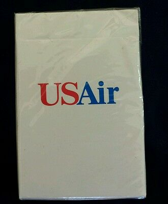 UsAir  Playing CardsSealed In Original Box
