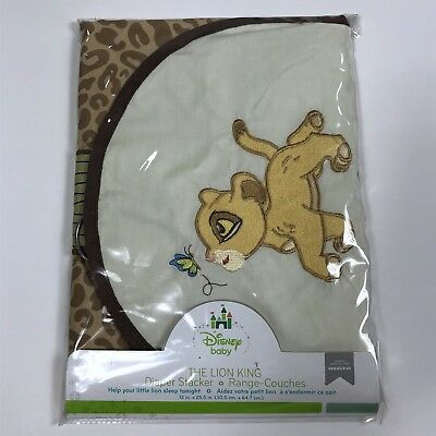 NEW Disney Baby The Lion King Diaper Stacker // Babies R Us Exclusive