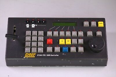 DNF Controls ST300 VTR/ DDR Controller No power supply