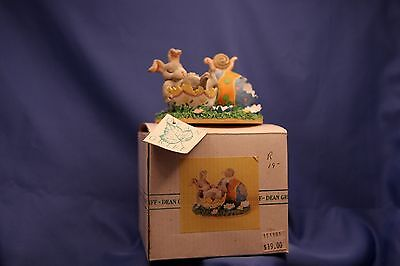 """Charming Tails By Dean Griff Silertri """"After The Hunt"""" FIGURINE 87372"""