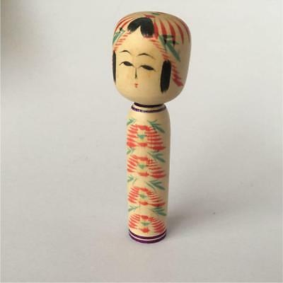 Kokeshi Japanese traditional craft cute rare popular vintage old beauty F / S!