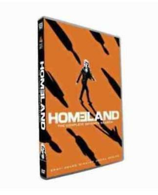 Homeland Season 7 (DVD, 2018, 4-Disc Set) Brand New Sealed