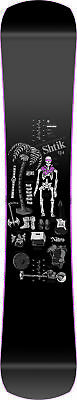 Nitro Shtik Snowboard 2019 Mens Unisex Deck All Mountain Freestyle Freeride New