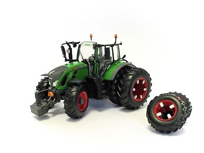 ROS - Fendt 720 Vario mit Abnehmbare Zwillingsbereifung - Limited Edition - 1:32