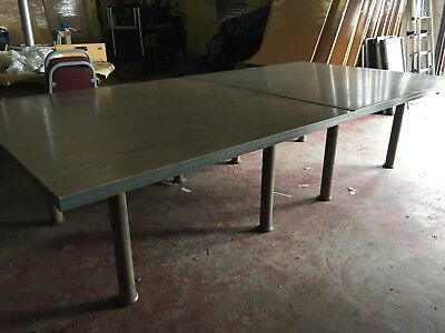 Wooden Board Room Table
