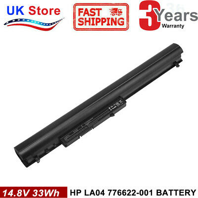 Laptop LA04 Battery HP Pavilion 14 15 Notebook PC 728460-001 UK