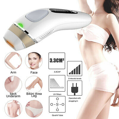 Laser IPL Permanent Hair Removal Women Beauty Epilator Skin Rejuvenation Machine