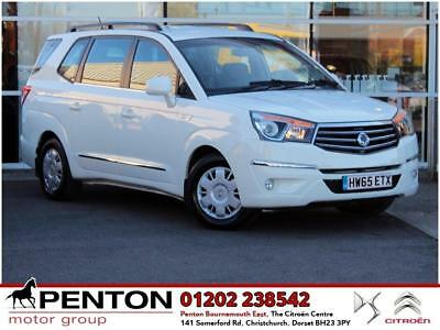 2015 Ssangyong Turismo 2.0 TD S 5dr