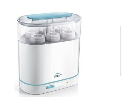 BRAND NEW Philips Avent 3 In 1 Electric Steriliser