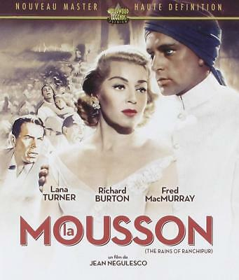 La Mousson Richard Burton Blu Ray Neuf Sous Cellophane