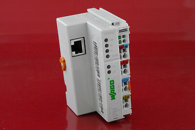 Wago 750-841 Feldbuscontroller Ethernet TCP/IP
