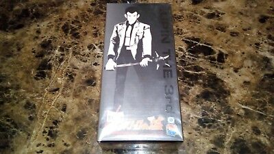 NEW MEDICOM LUPIN the 3RD Castle of Cagliostro  Sealed shrink-wrapped USA SELLER