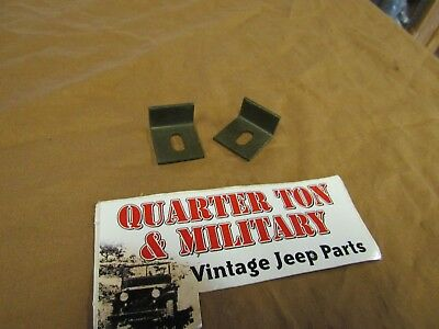 JEEP WILLYS M38 M38A1 Military rear seat frame - $247 50 | PicClick