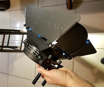 Redrock Micro MatteBox Matte Box Bundle w/ French Flags for Cinema Camera MINT