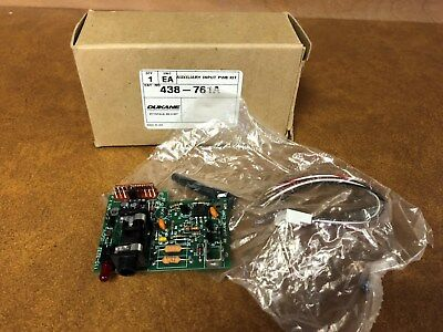 Dukane 438-761A Auxiliary Input PWB Kit for ProCare Nurse Call System