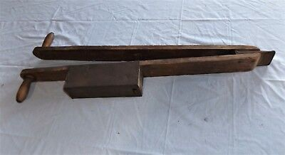 Antique Vintage Triumph Corn Seed Planter by A. C. Kent, Primitive Farm Decor