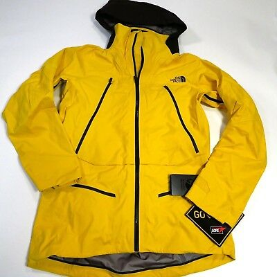 6581cd29f295  549 Mens North Face Purist Gore Tex Jacket Size Medium Yellow NWT NF0A3IG4