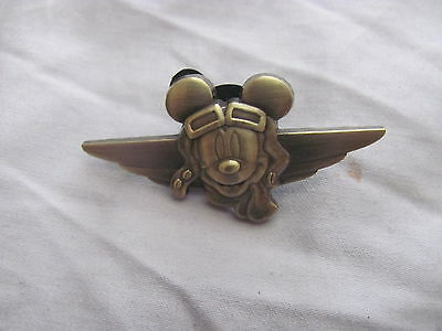 Disney Trading Pins 45201 Aviator Mickey Mouse Wings