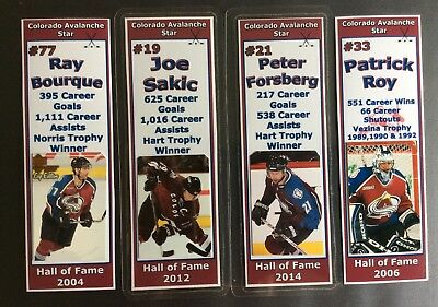 bfbed3aaa COLORADO AVALANCHE   Joe Sakic