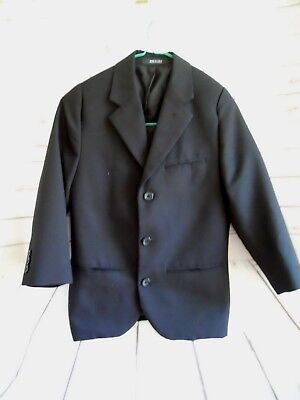 Steve Harvey jacket, size 8, navy