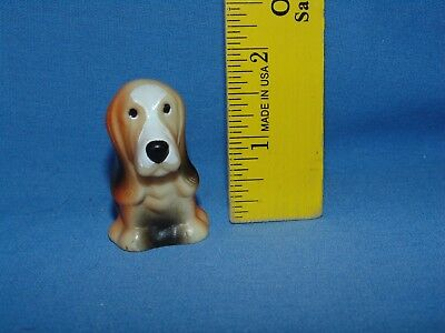Vintage Hush Puppies Shoes Advertising Basset Hound figure