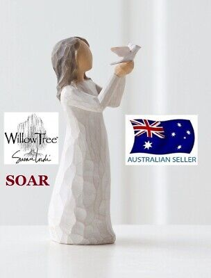 SOAR Demdaco Willow Tree Figurine By Susan Lordi BRAND NEW IN BOX