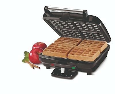 NEW Cuisinart 4 Slice Belgian Waffle Maker. On SPECIAL