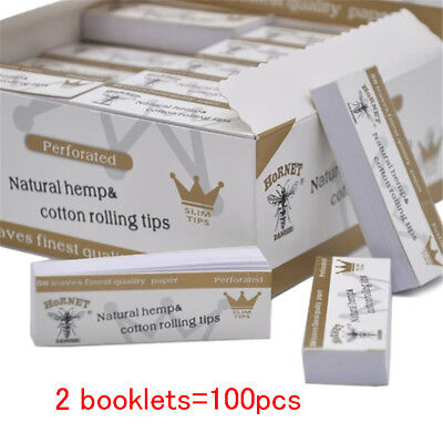 Fashion Cigarette Filters Smoking Accessorie rolled tip rolling papers