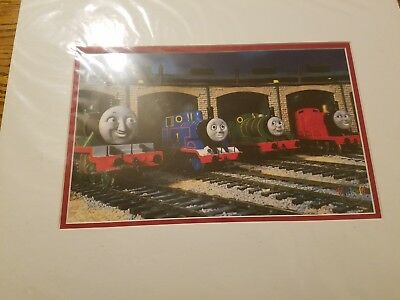 THOMAS & FRIENDS Percy and James Pull Back engines 2009 Mattel ...