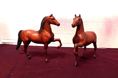 Breyer Paddock Pal (2) Morgan Stallion #9005 @BMC  1984 Made in the USA