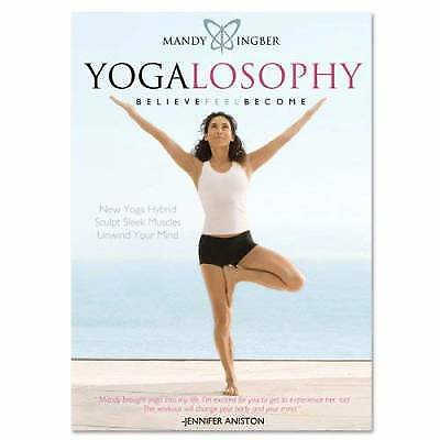 Mandy Ingber's Yogalosophy Workout DVD