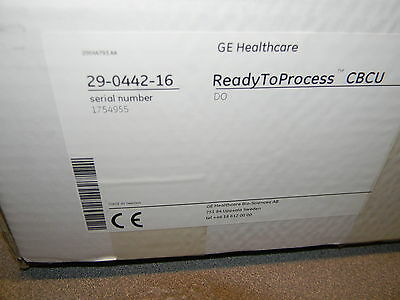 GE CBCU DO P/N 29-0442-16 Part of the ReadyToProcess WAVE 25 Bioreactor System