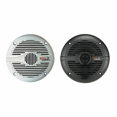 Arcas Cartas Náuticas Altavoces Boss Marine Mr50 Speaker 150W Blancos / Negro