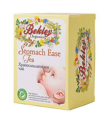 Organic Babies Digestive and Stomach Ease Tea for baby 0+ / 20 sachets