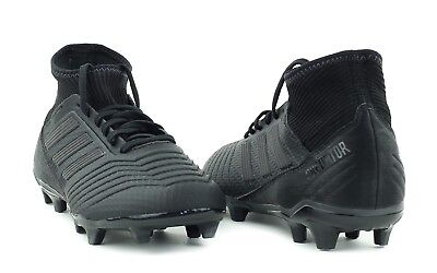 check out 41d83 cebf0 Mens Soccer Cleats ADIDAS PREDATOR 18.3 FG Black Soccer Boots ADIDAS CP9303  NEW