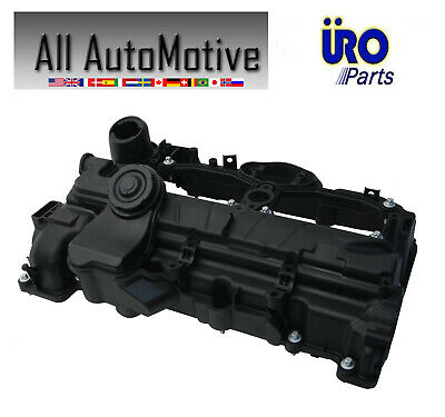 Engine Valve Cover URO Parts 11127588412 fits 13-15 BMW 320i 2.0L-L4