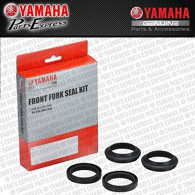2006 - 2016 Yamaha Yzf R6 Yzfr6 Front Fork Seals Kit Oil Dust 5Vu-W003B-00-00