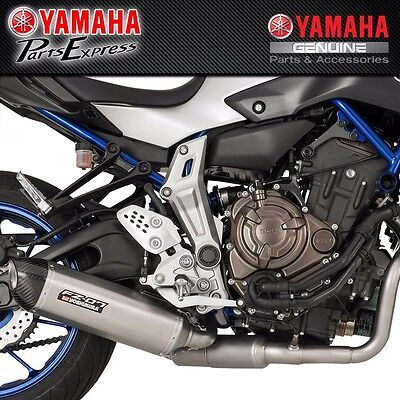 NEW YAMAHA FZ-09 Yoshimura® Fz®-09 Y-Series Full Exhaust