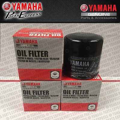 New Genuine Yamaha Super Tenere Es Xt 1200 Z 4 Pack Oil Filters 5Gh-13440-60-00