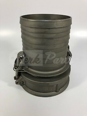 "C600SS - Part C Coupler, 6"" 316 Stainless Steel"